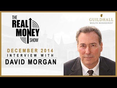 David Morgan The Real Money Show Dec 20 2014