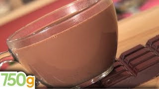 Recette de Chocolat chaud maison - 750 Grammes