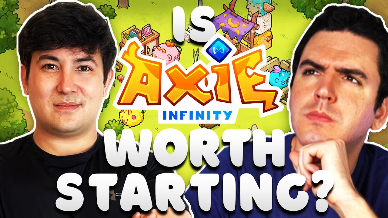 Is Axie Infinity Still Worth Starting? | LIVE Co-Founder Interview