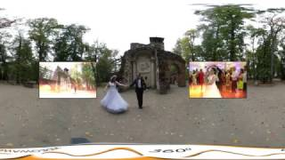 Ania & Darek - film sferyczny 360 stopni