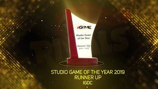 "WCC Rivals is Runner Up ""Studio Game of the Year"" IGDC 2019"