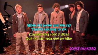 Same Mistakes - One Direction [Español & Inglés]