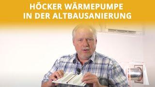 Altbausanierung mit Wärmepumpen | Höcker Wärmepumpen