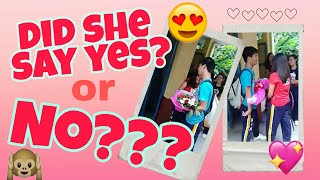 Will you be my GIRLFRIEND? ☺😍💑❤