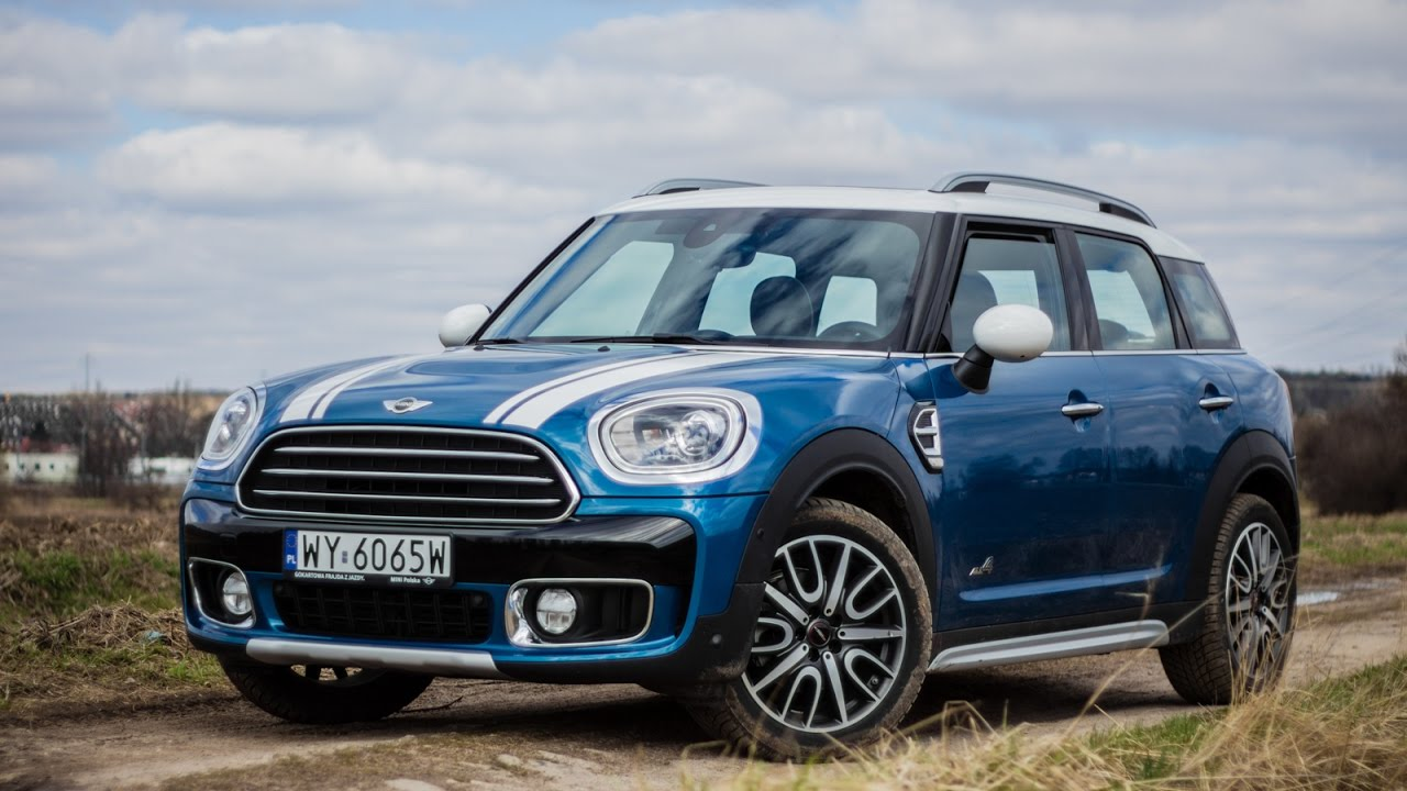 2018 mini cooper d countryman sound interior exterior. Black Bedroom Furniture Sets. Home Design Ideas