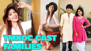 Real families of tarak mehta ka ooltah cashmah characters and its name and tmkoc cast real family