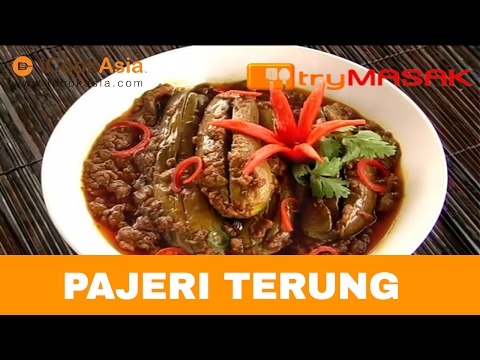 Pajeri Terung Hanieliza Recipe