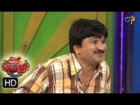 Rocket Raghava Performance  Jabardsth  31st  August 2017 ETV  Telugu