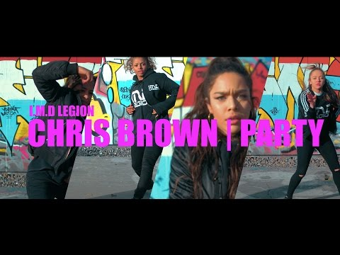 CHRIS BROWN - PARTY | IMD LEGION - PARTY