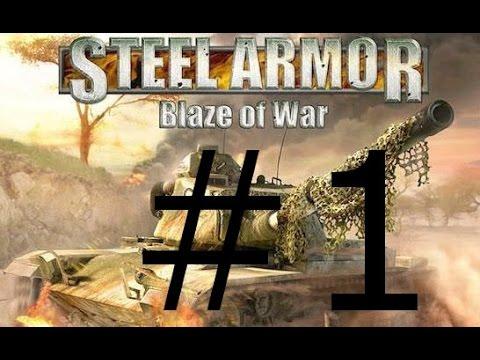 Zagrajmy: Steel Armor #1 Zabójcze działo