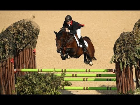 Meet some  jumping family of Extrasette dam line Olympic Champion Big Star