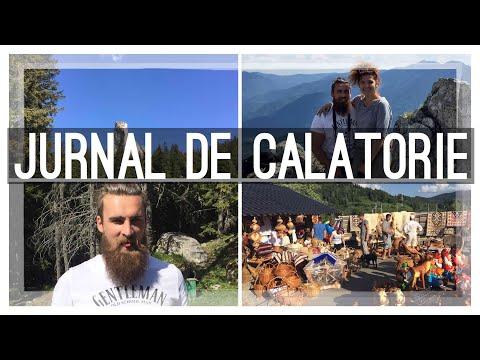 Rarau { Pietrele Doamnei } si mancare la POPASUL BACIULUI - Vlog 04 Iunie 2017 | Creata& Barbosu