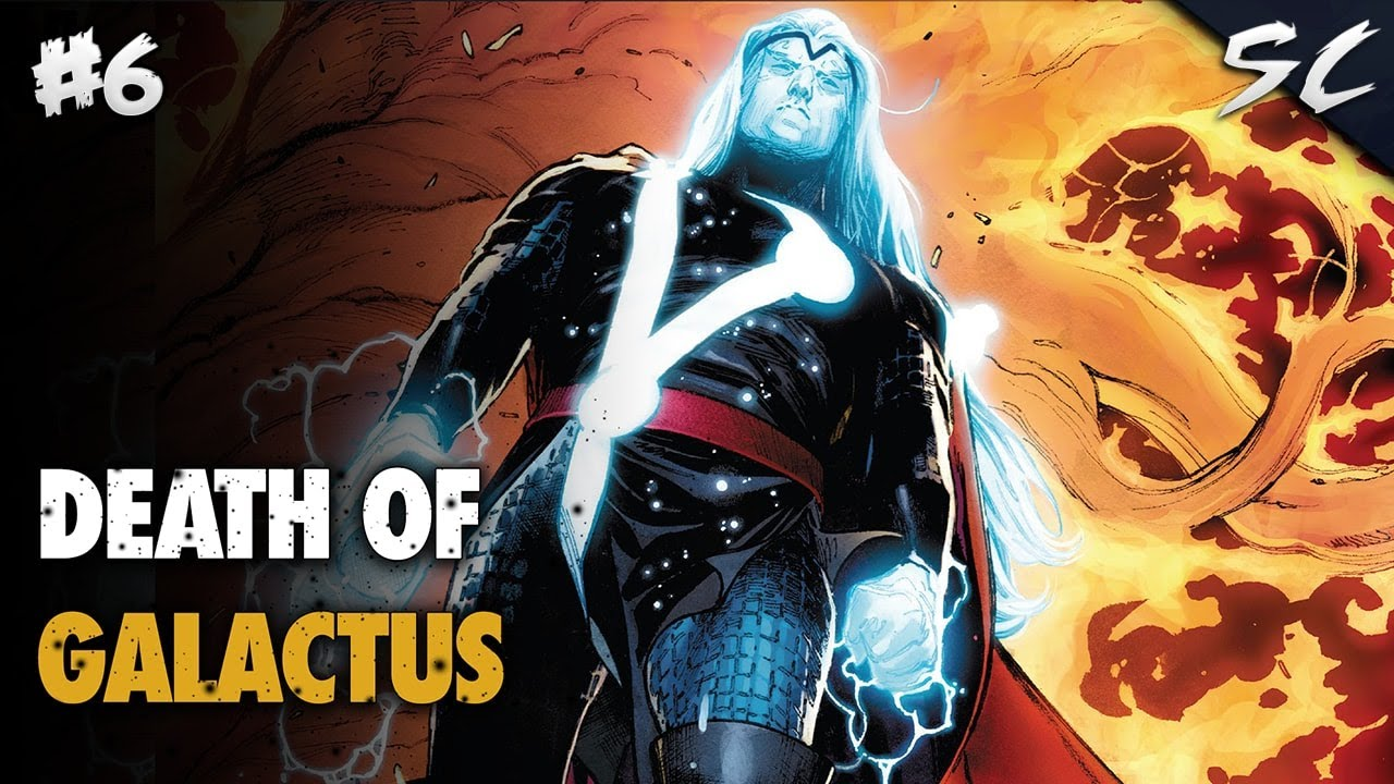 Death of Galactus - Cosmic King Thor #6 | Explained In Hindi
