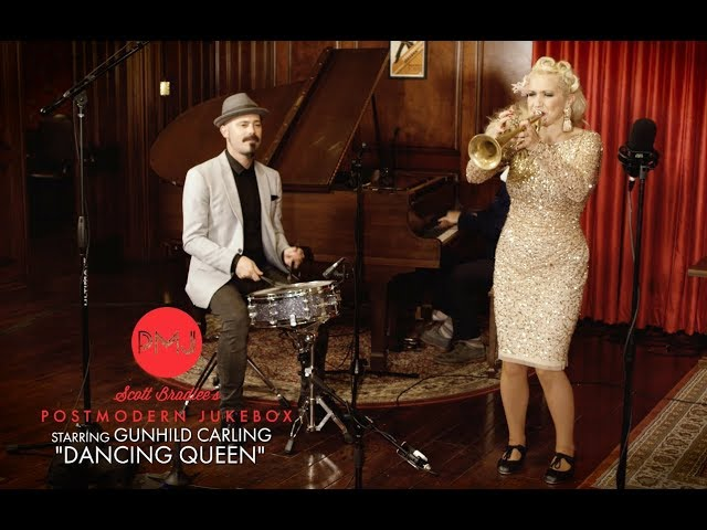 Dancing Queen - Abba (1920s Hot Jazz Cover) ft. Gunhild Carling