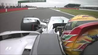 Lewis Hamilton's Pole Lap | 2017 British Grand Prix