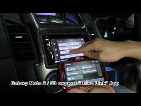 review SONY XAV-712BT XAV-612BT HDMI MHL Mirror Link connection