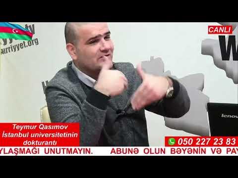 Teymur Qasımlı -Ermənilərin Amerika qitəsində fəaliyyətləri.