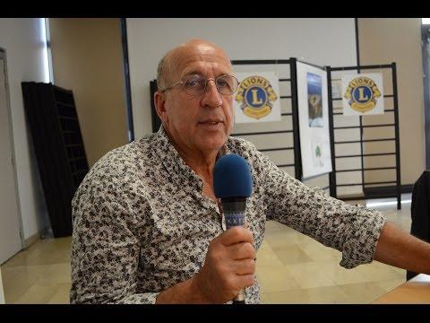 Salon du Roman Policier Sanary 2014 - Interview Bernard Rodger - 720p