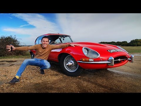 The Jaguar E-Type Is FASTER Than You'd Think!
