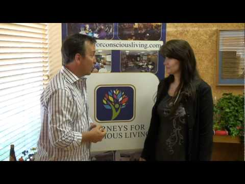 What is Conscious Living  Skip Lackey and Denye Robbins