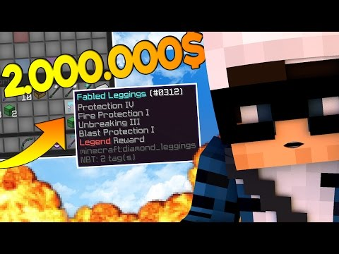 ITEM DA 2 MILIONI DI DOLLARI, NUOVO INIZIO!! Minecraft - Faction