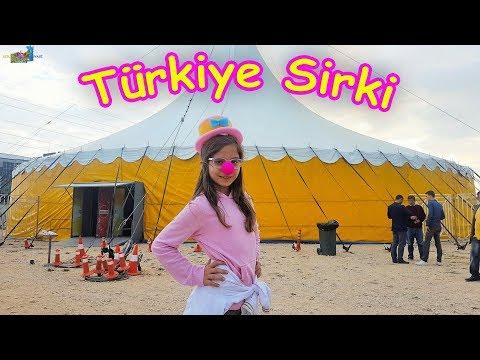 Sirkus Turki - Kami Bersenang-senang Di Sirkus - Video Lucu