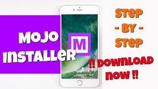 Download Mojo App on iPhone - How to in 4K