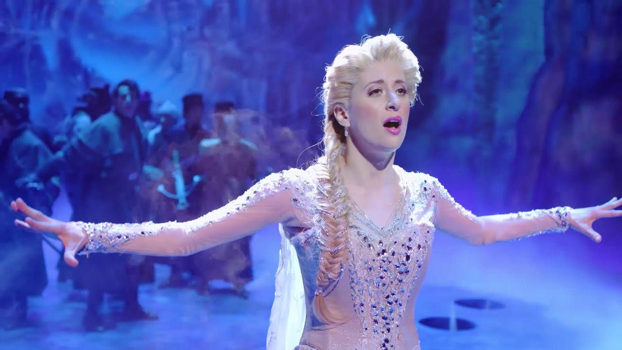 Image result for frozen the musical australia