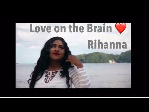 Love On The Brain - Rihanna - Lena Doll Cover