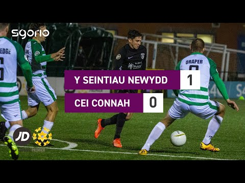 TNS Connahs Q. Goals And Highlights