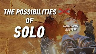 RUSTㆍThe POSSIBILITIES of SOLO PLAY (RE: GAMESPOT REVIEW)