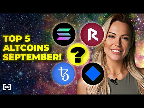 Top 5 Altcoins for September 2021 - High Growth Potential Coins!