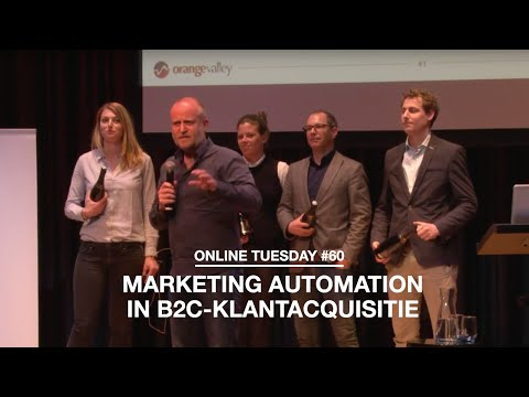 Online Tuesday #60: Marketing automation in b2c-klantacquisitie
