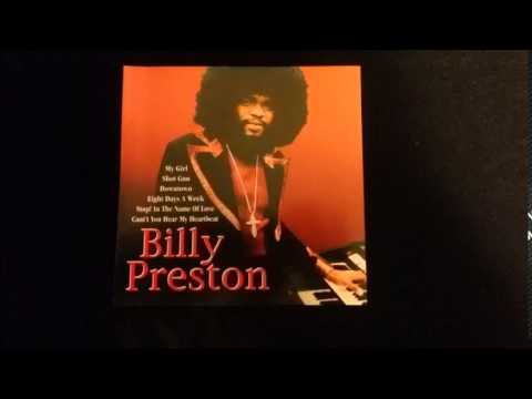 Billy Preston  - 05 The Octopus (HQ)