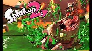 Splatoon 2 League Battles/Salmon Run With Viewers #3