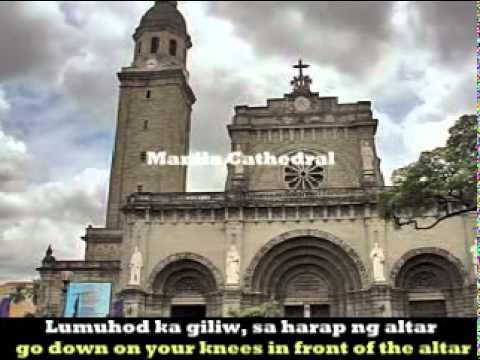 Sa Lumang Simbahan- (Kundiman with English Subtitle) - YouTube
