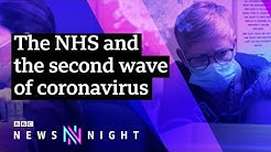 Fighting Covid How are hospitals dealing with the second wave - BBC Newsnight