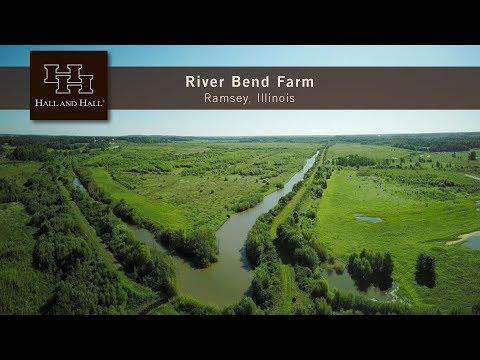 River Bend Farm Auction Video - Ramsey, Illinois