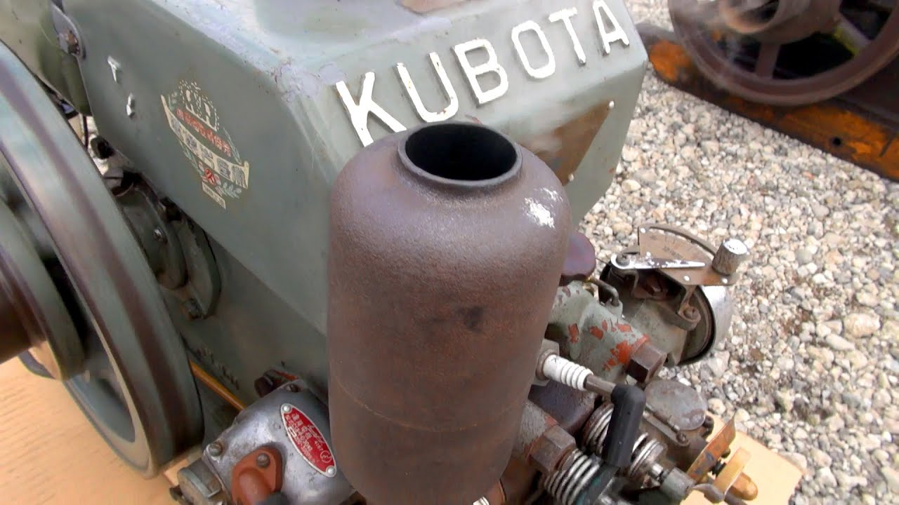 Toyota 2a Engine