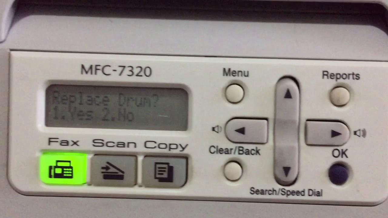MFC 7320 PRINTER DRIVER DOWNLOAD FREE
