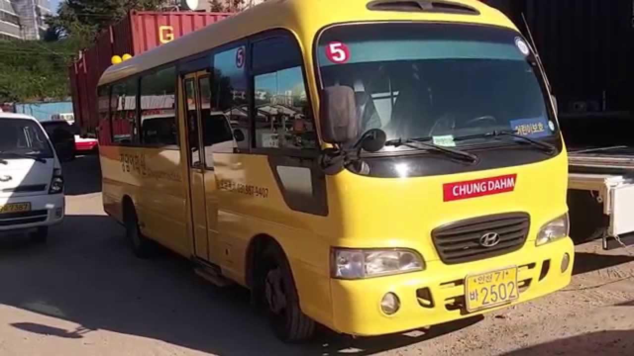 Hyundai mini bus county 25 seat 2006year 20150917 161117 for Finnicum motors lee county