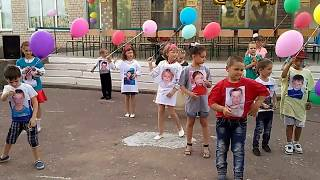 Выпускной 2016-2017 уч. года, в Хлебодаровском НВК. (2 часть)