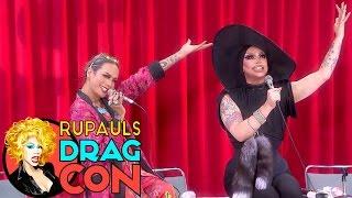 FASHION PHOTO RUVIEW: RuPaul's DragCon 2017!