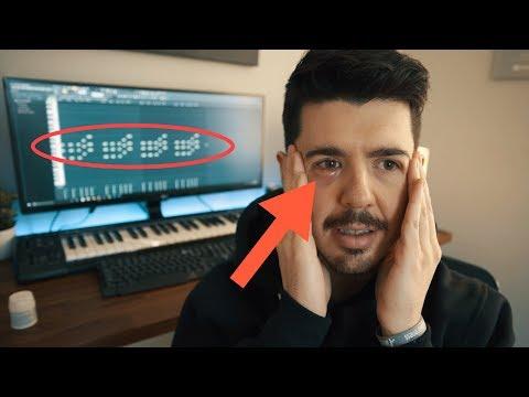 HOW DID THIS HAPPEN?? (making a beat fl studio vlog)