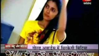 Bhagyavidhaata - SBB - Richa Practices for Her Dance # For the Upcoming Gold Awards 2010