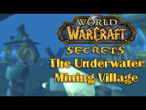 Holiday Special   The Underwater Mining Village
