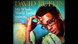 "DAVID RUFFIN -""PIECES OF A MAN"" (1969)"