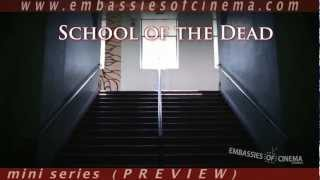 school of the dead preview eoc mini series coming out 07 sept 2012