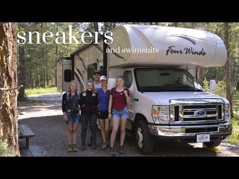 Radium Hotsprings And Juniper Sinclair Trail, Kootenay National Park