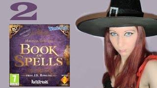 Wonderbook Book Of Spells PS3 - 1080P Let
